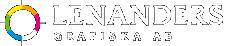 Lenanders Grafiska AB Logotyp